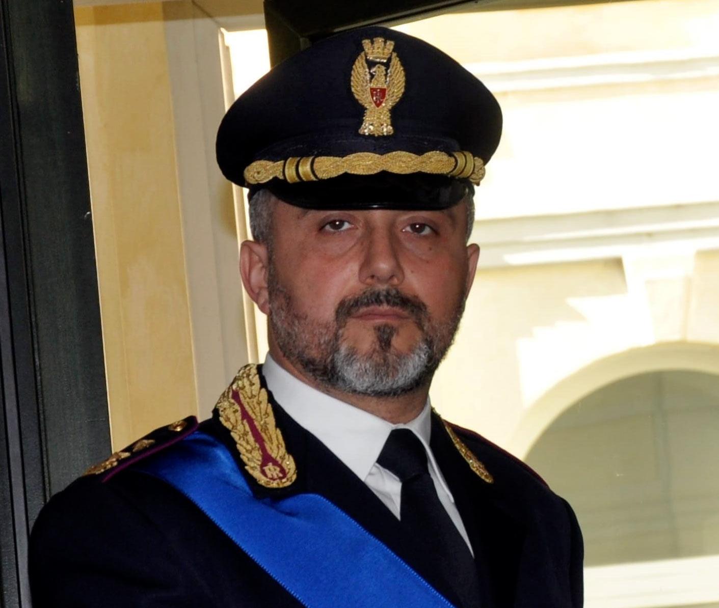 Dr. Marco Mastrangelo è il il nuovo Capo della Squadra Mobile della Questura di L'Aquila