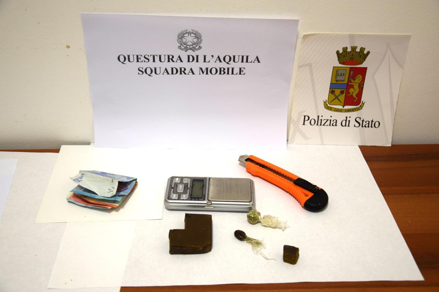 Servizi mirati della Polizia di Stato in occasione della movida aquilana