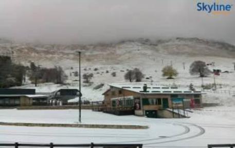 Marsica. Piogge e neve a quote di bassa montagna dopo i primi di Novembre