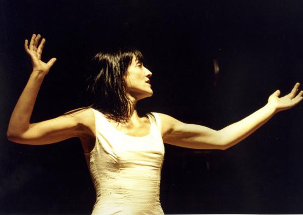 Al Talia in scena un'attrice eccezionale: Elena Bucci