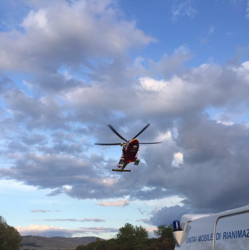 Grave incidente sull'autostrada A 25, muore un bambino. Quattro feriti in ospedale