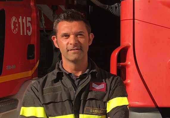 Vigili del Fuoco, Elio D'Annibale è il nuovo segretario regionale del Conapo