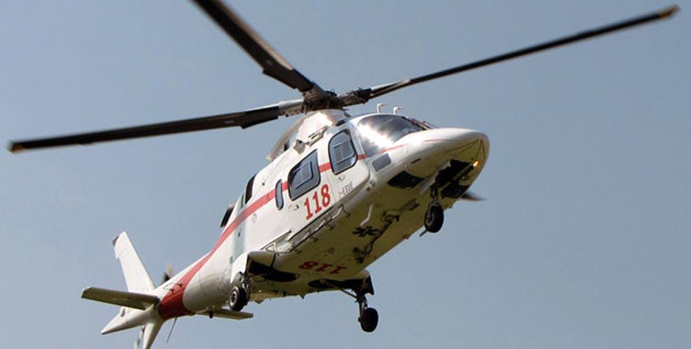 Incidente grave a Gioia Vecchio, in ospedale una ex guardia Parco