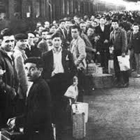 Emigrazione d'altri tempi