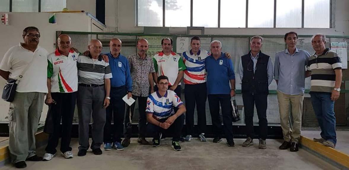 """Primo torneo regionale di bocce dedicato a """"Don Antonio Palerma"""""""