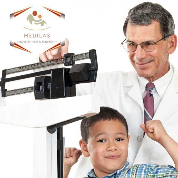 Visita Endocrinologica Pediatrica