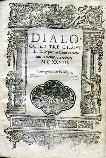 I nostri grandi conterranei: Marcantonio Epicuro, scrittore, precettore, artista