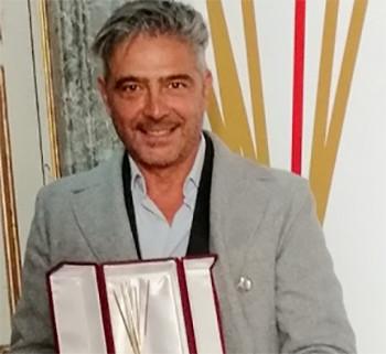 L'avezzanese Ernesto Di Renzo riceve il Premio nazionale per l'ambiente 2018
