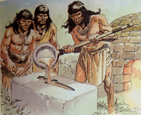 Popolazioni italiane dell'età della pietra