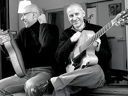 Lutto per Moriconi, all'Osteria di Corrado arriva il duo Fiorentino - Zeppetella