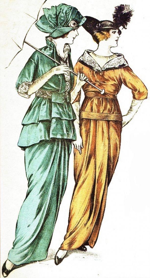 L'evoluzione della moda