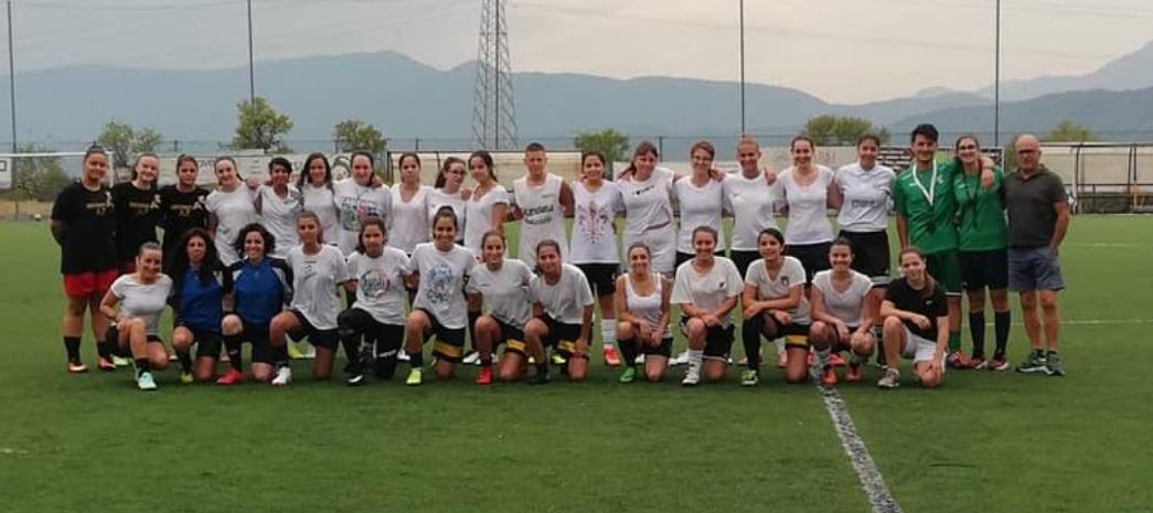 Intervista a Laura Seritti, allenatrice in seconda dell'Avezzano Calcio Femminile