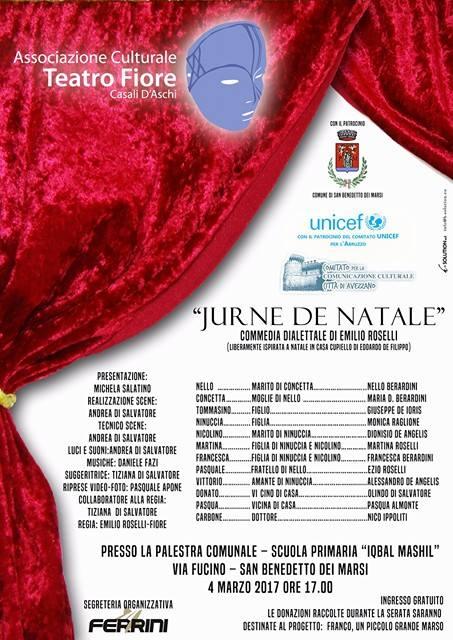 San Benedetto, il Teatro Fiore sale sulla scena per una raccolta di beneficenza