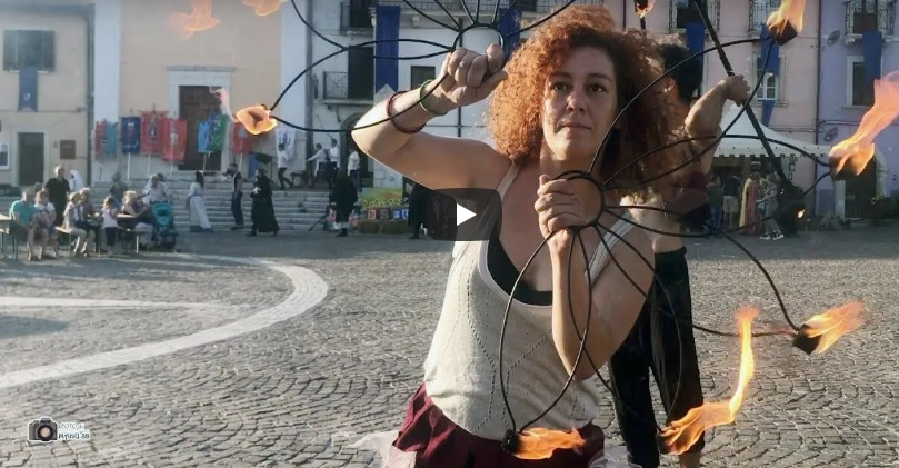 """Conclusa con successo di pubblico la manifestazione """"La Fiera dei Conti di Celano"""""""