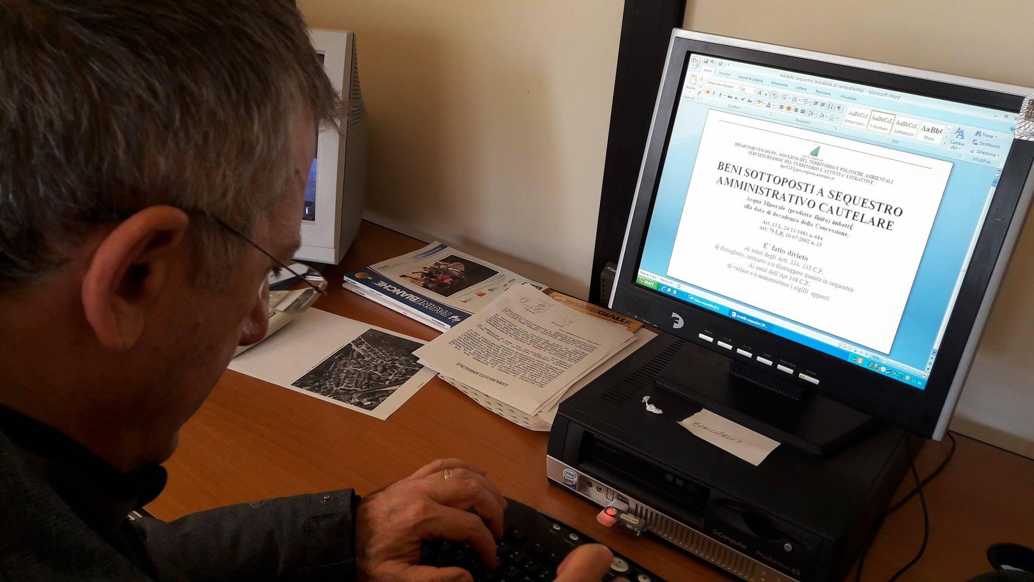 Sequestro amministrativo alla Santa Croce, la procura di Avezzano ipotizza l'omissione di atti d'ufficio da parte della Regione