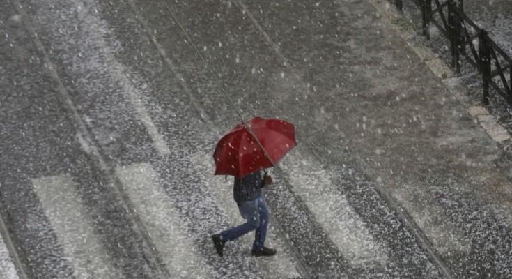 Temporali e nevicate in montagna colpiranno la Marsica