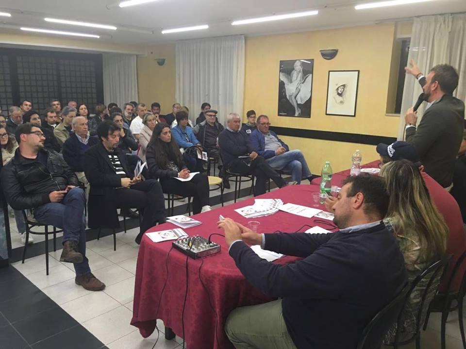"""Tomas Venturini Presidente del """"Comitato Pro Giorgina"""""""