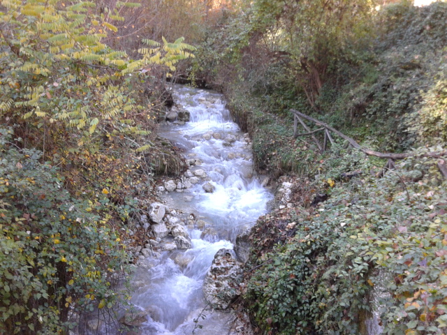 Da Pescocanale un NO al progetto di intubare il torrente Rianza