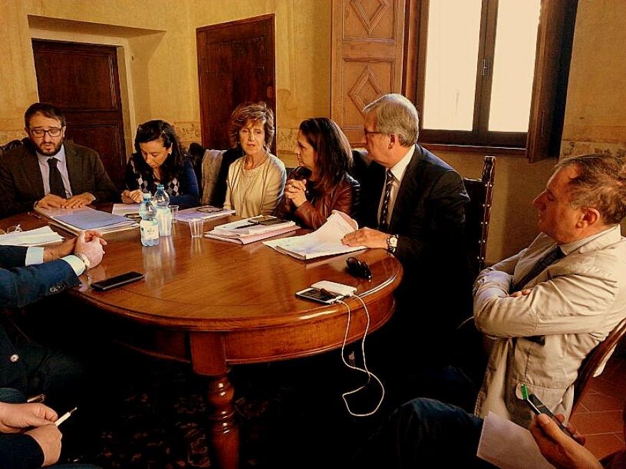 Riunione Comitato Ristretto dei Sindaci: Biondi eletto presidente