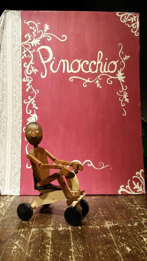 Pinocchio in scena al Teatro Comunale di Civitella Roveto