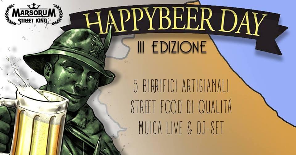 HappyBeer Day 2017: torna ad Ovindoli l'evento dedicato alle birre artigianali da tutto l'Abruzzo