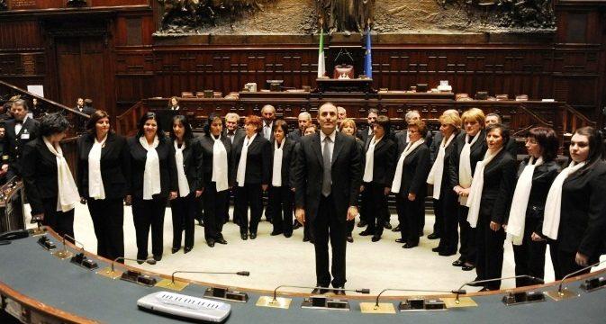 """Grande successo a Collelongo per il concerto della Corale """"Luigi Pisegna"""""""
