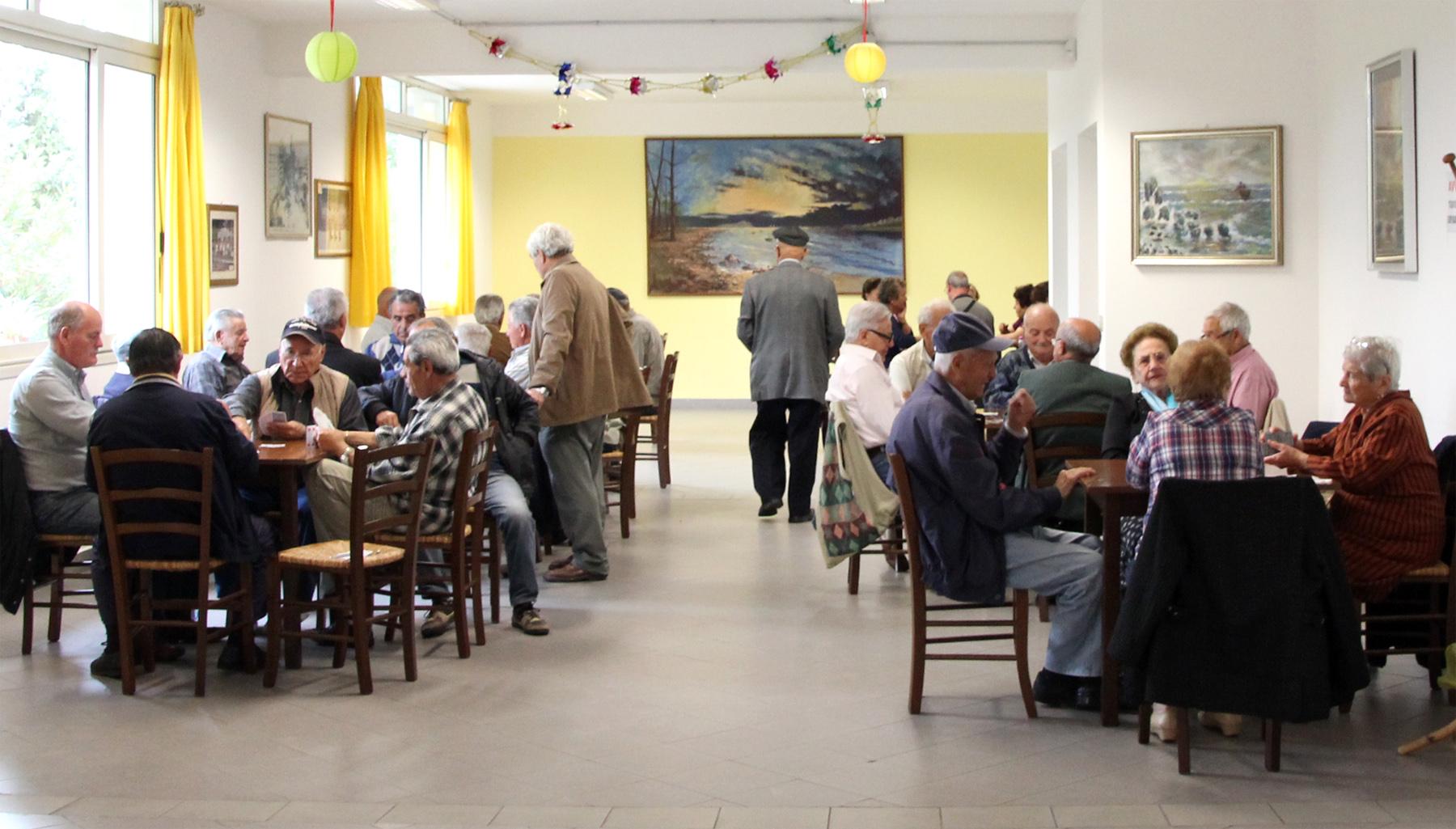 L'Associazione Anziani di Celano compie vent'anni