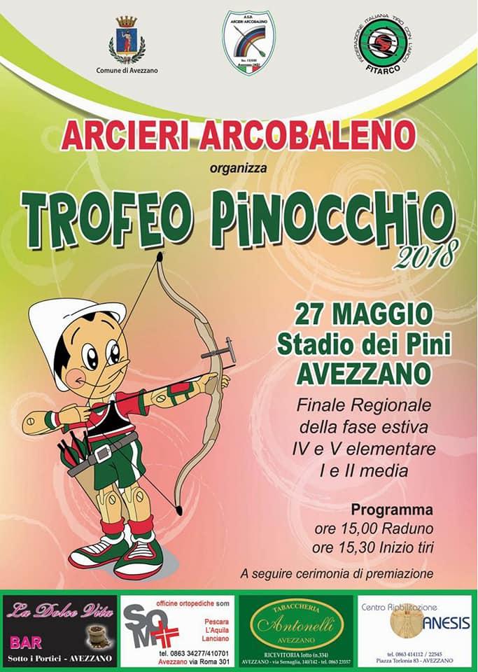 Tutto pronto per il Trofeo Pinocchio