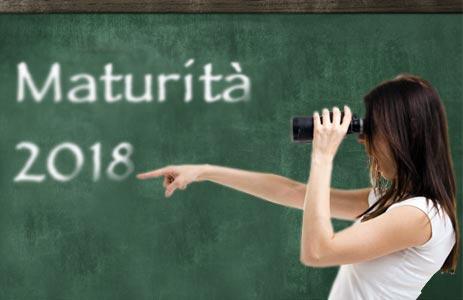 Esame di maturità 2018: domani prima prova scritta