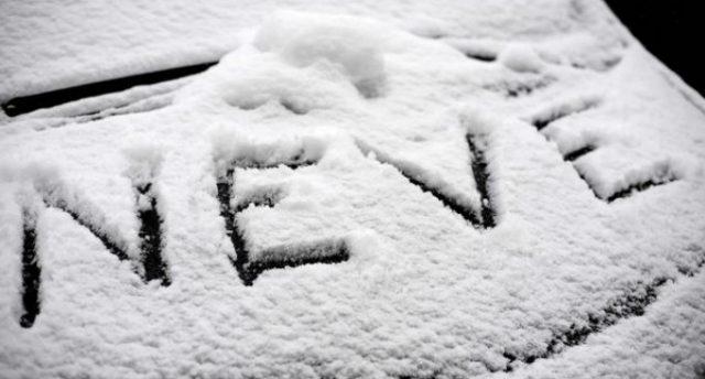 Allerta meteo, domani previste nevicate al di sopra dei 200 metri