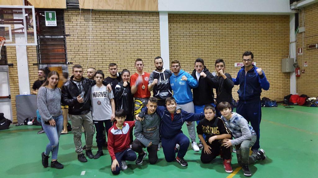 La K.O. Team Kickboxing Trasacco vince la Coppa delle Province 2017