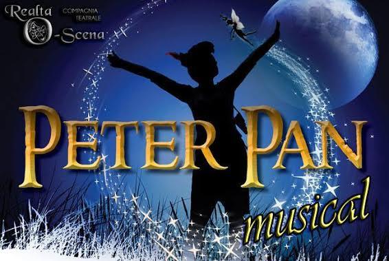 """""""Peter Pan - Commedia Musicale"""" in scena al Castello Orsini"""