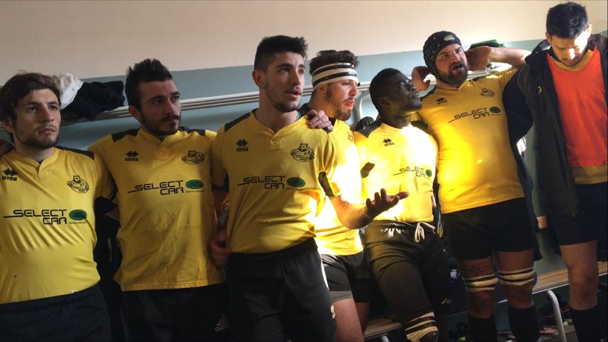 L'Avezzano Rugby perde il derby fuori casa contro Paganica
