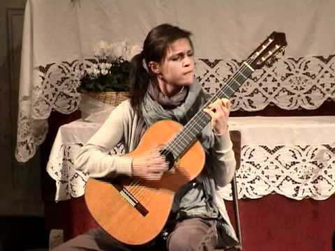 Giulia Ballarè in concerto a Rosciolo