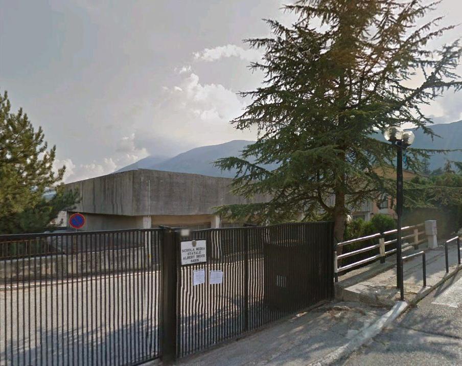 Rischio sismico, riaprono normalmente le scuole a Capistrello