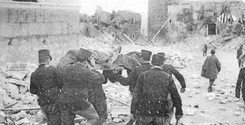 Celano commemora il 102° anniversario del terremoto del 1915