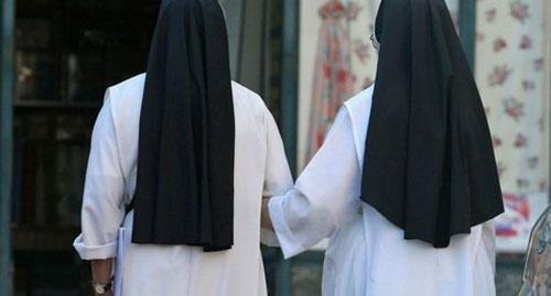 Trasacco, l'A.N.F.I. formula i migliori auguri a Suor Donatina e Suor Ersilia per i 25 anni di professione religiosa