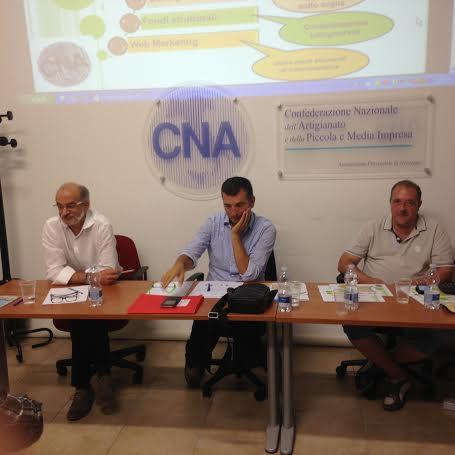 Presentato il progetto nazionale CNA@mezzogiorno