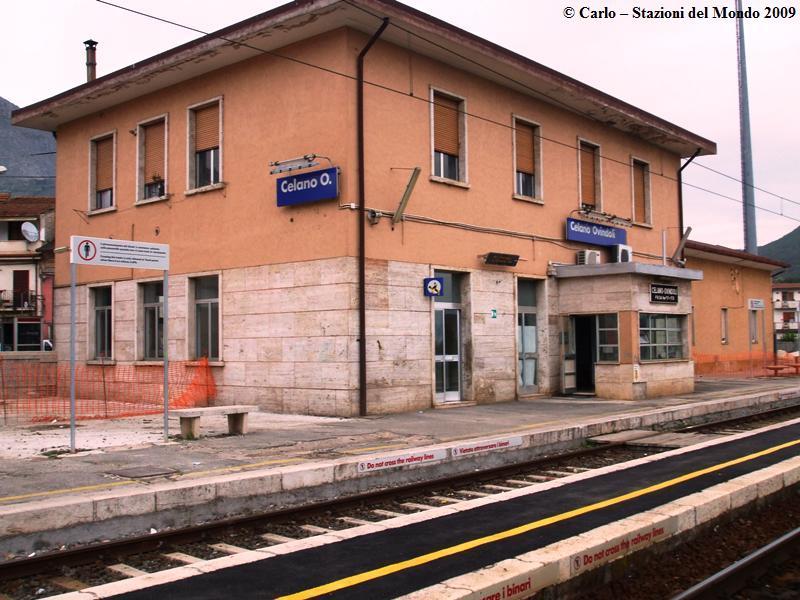 """Treno veloce, Cotturone: """"Regione e Rfi disponibili al ripristino fermata Celano"""""""