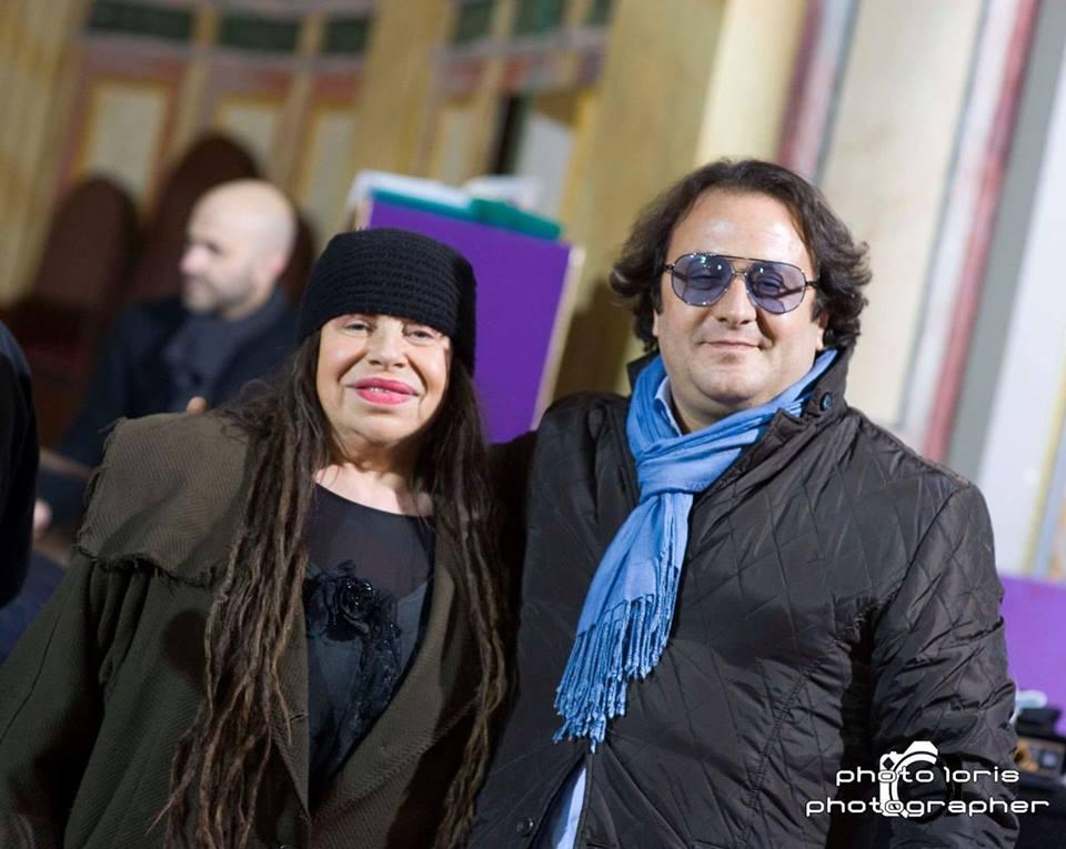 Concerto-omaggio a Lucio Dalla, l'intervista a Iskra Menarini