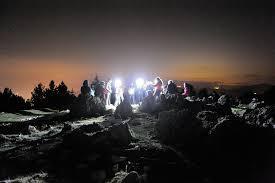 Escursione Astronomica Notturna nella Riserva del Monte Salviano