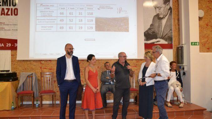 """Premio Fenice-Europa, a Salvatore Basile il """"Romanzo Italiano per il Mondo"""""""
