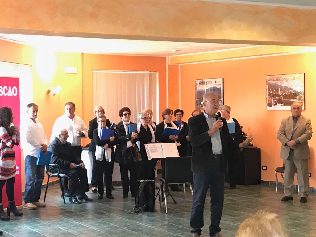 Festa dei Nonni anche alla Residenza San Rocco di Collelongo