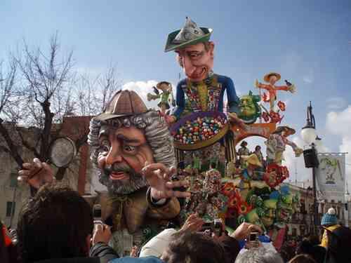 """Domenica la 34^ edizione del """"Carnevale Marsicano"""" a Luco dei Marsi"""
