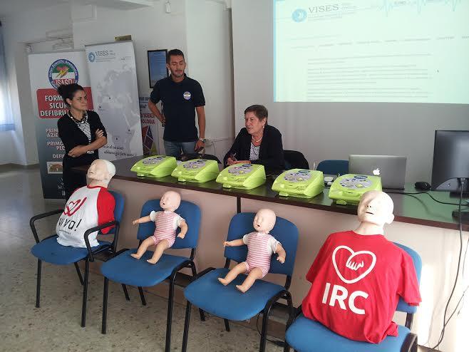 """Imparare a salvare vite umane all'IIS Majorana con il progetto """"Il ritmo giusto"""""""