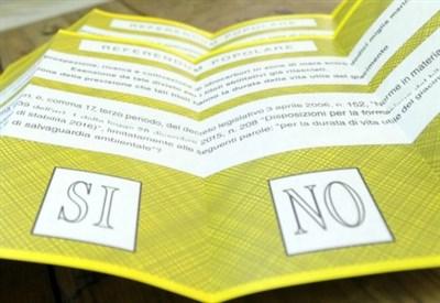 Il M5S di Tagliacozzo commenta i risultati del referendum