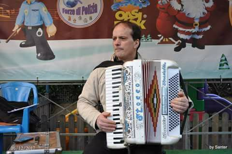 Il Maestro Danilo Murzilli nella band di Nick Luciani, ex Cugini di Campagna