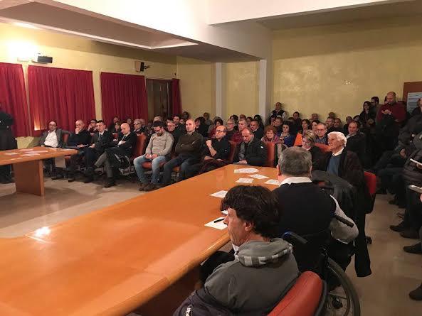 Le ragioni del No, grande successo ieri a San Benedetto con Gasparri