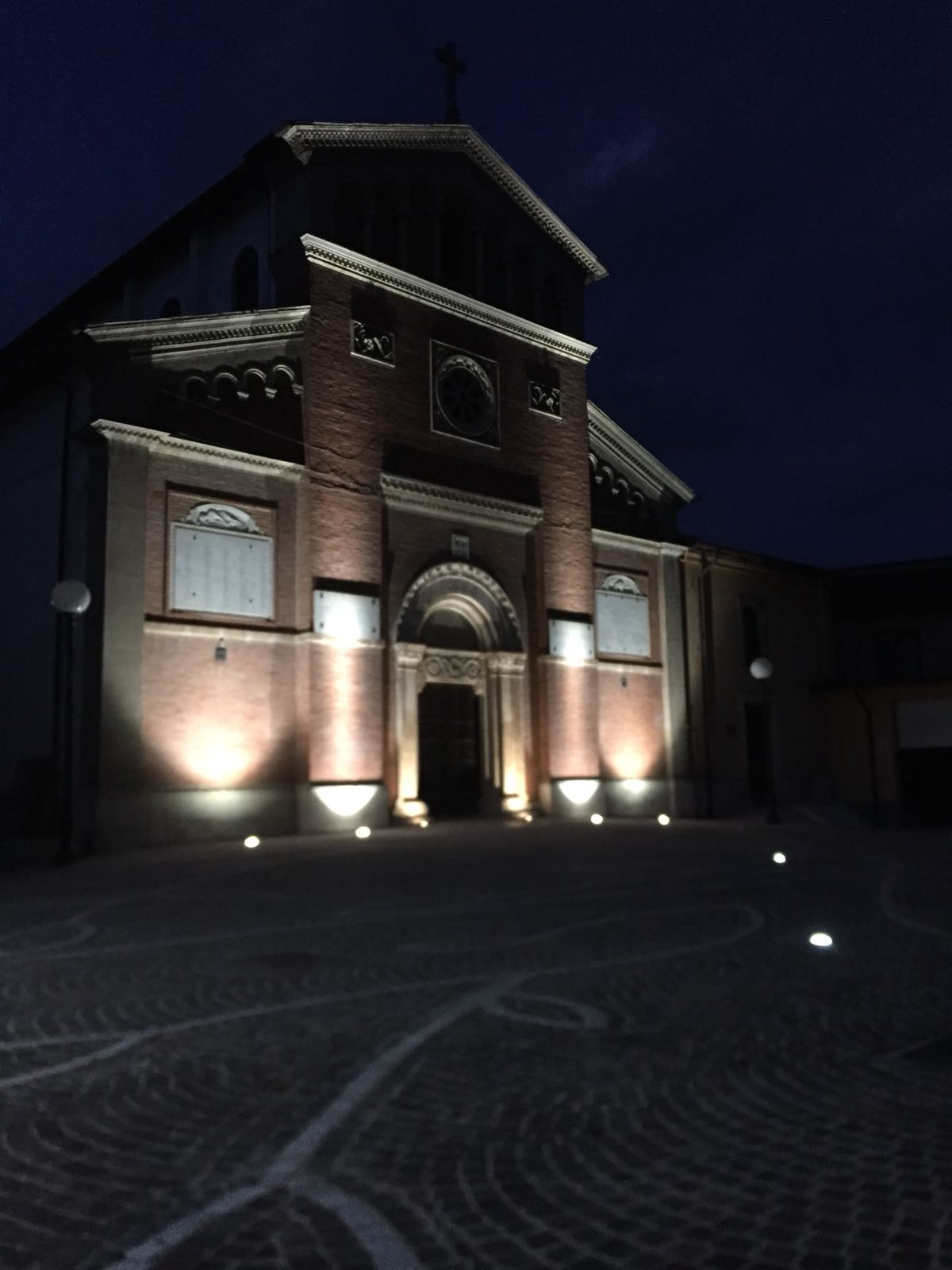 Aielli, riqualificata Piazza Regina Margherita