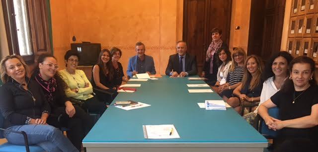 Prima riunione per la commissione Pari Opportunità del Comune di Avezzano